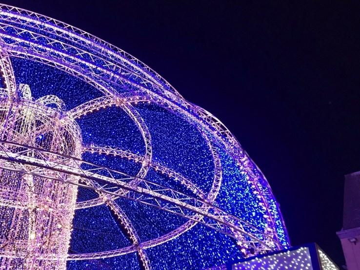 Dome of Lights, Edinburgh