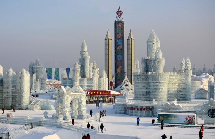 Ice & Snow Festival, Harbin