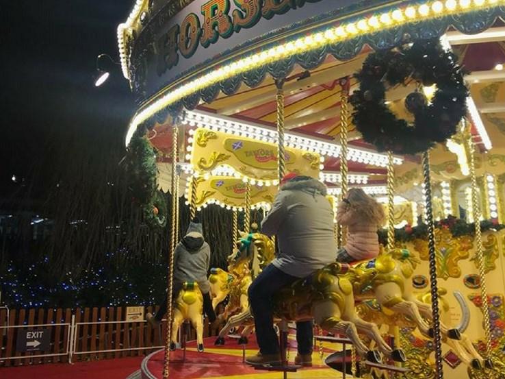 Santa Land, Edinburgh Christmas Markets