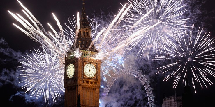 New Year's Celebrations London - January 01 by Giggling Gigi(CC BY-SA 2.0)