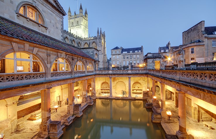Roman Baths | Bath | UK