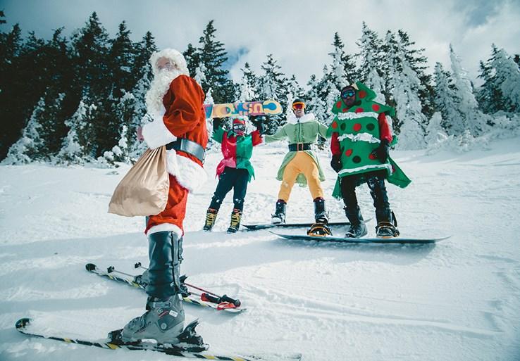 Christmas Ski Breaks