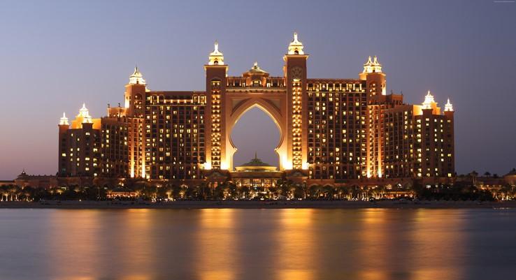 Atlantis, The Palm, Dubai