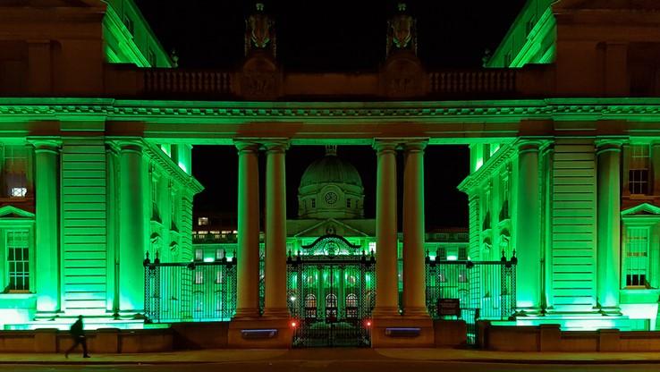 Happy st. Patrick's day! - Dublin, Ireland by Giuseppe Milo (www.pixael.com) (CC BY 2.0)
