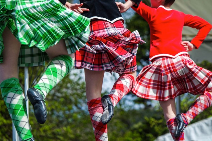 Traditional Highland Dancing