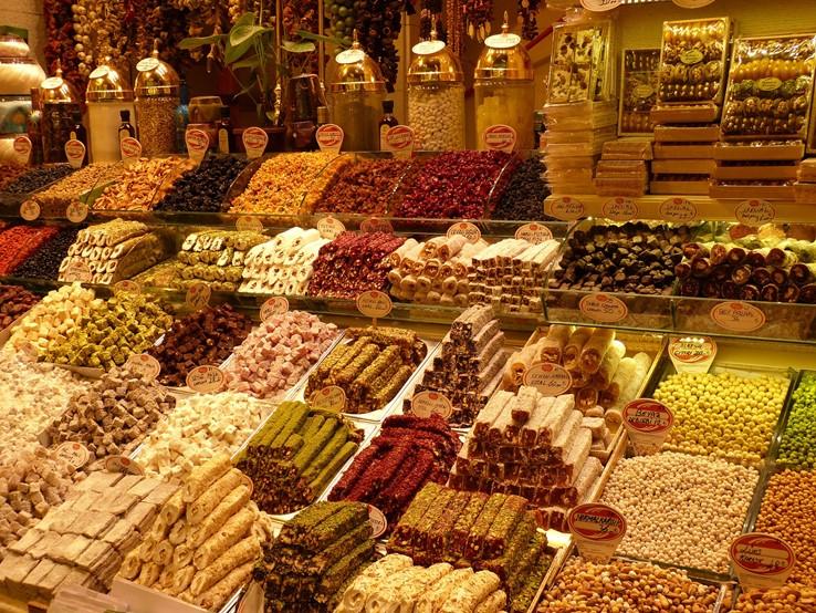 Turkish Street Market