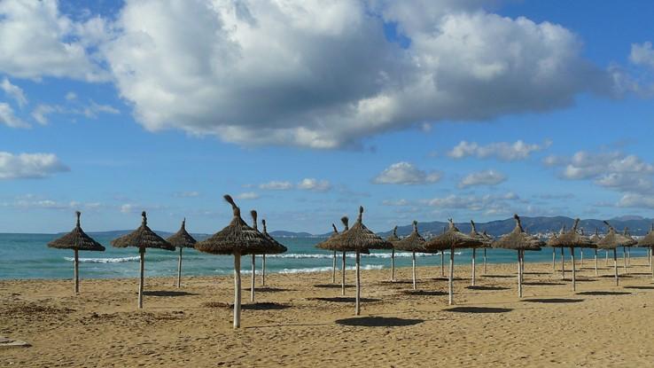 Playa de Palma Beach