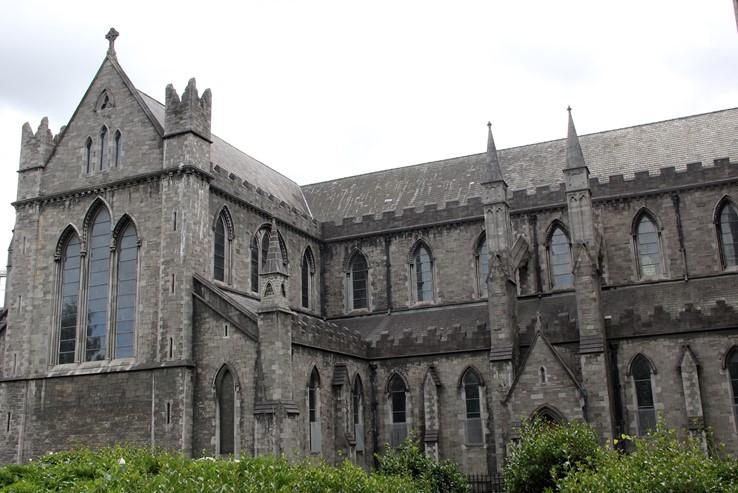 Christchurch Cathedral, Dublin