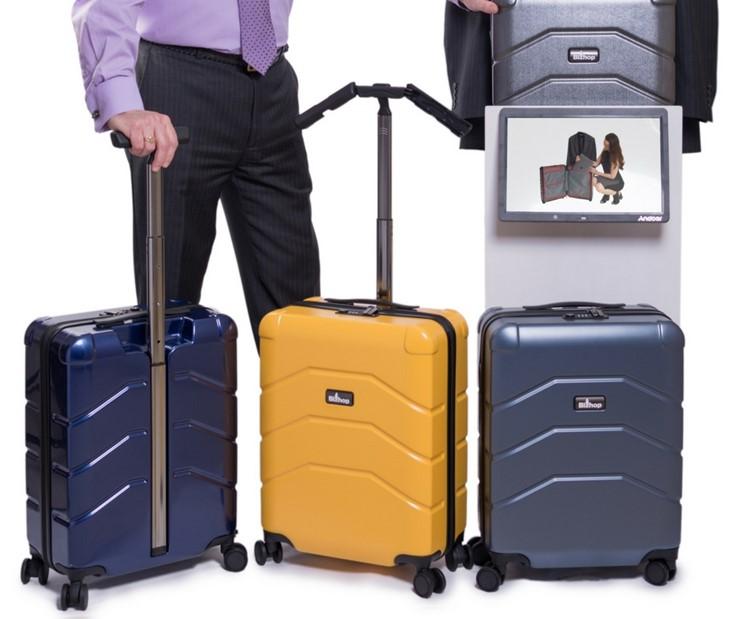 Bizhop Luggage