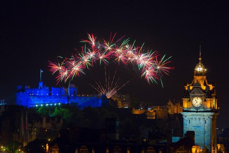 Hogmanay Celebrations | Edinburgh
