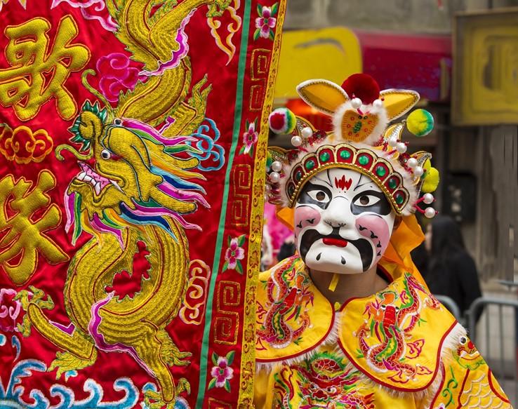 Chinese New Year, Paris