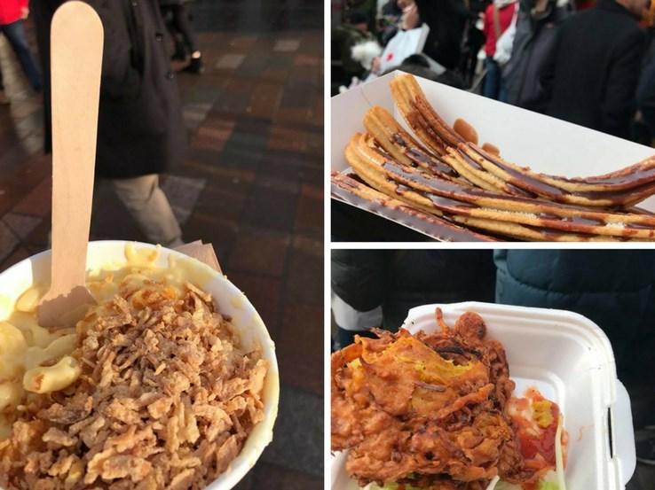 Market Food Day 1